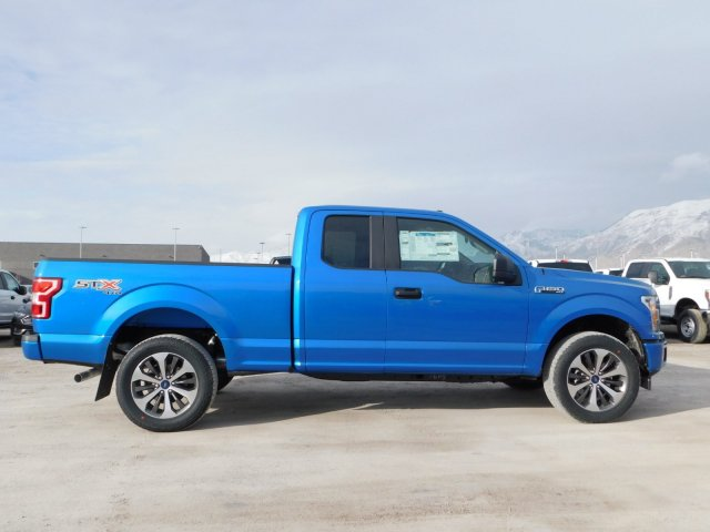 2019 F-150 Super Cab 4x4, Pickup #1F90598 - photo 3