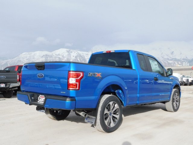 2019 F-150 Super Cab 4x4, Pickup #1F90598 - photo 2