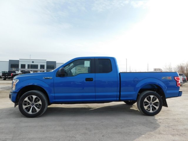 2019 F-150 Super Cab 4x4, Pickup #1F90598 - photo 6