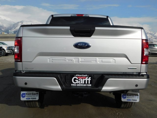 2019 F-150 Super Cab 4x4, Pickup #1F90602 - photo 4