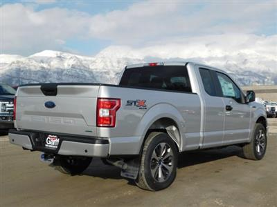 2019 F-150 Super Cab 4x4, Pickup #1F90602 - photo 2