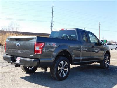 2019 F-150 Super Cab 4x4,  Pickup #1F90612 - photo 2