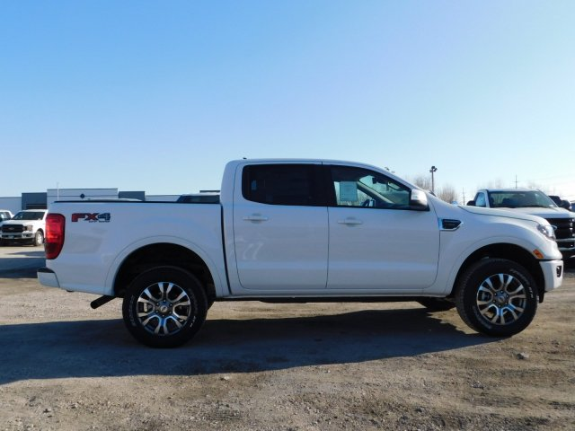 2019 Ranger SuperCrew Cab 4x4,  Pickup #1F90613 - photo 3