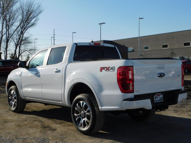 2019 Ranger SuperCrew Cab 4x4,  Pickup #1F90613 - photo 5