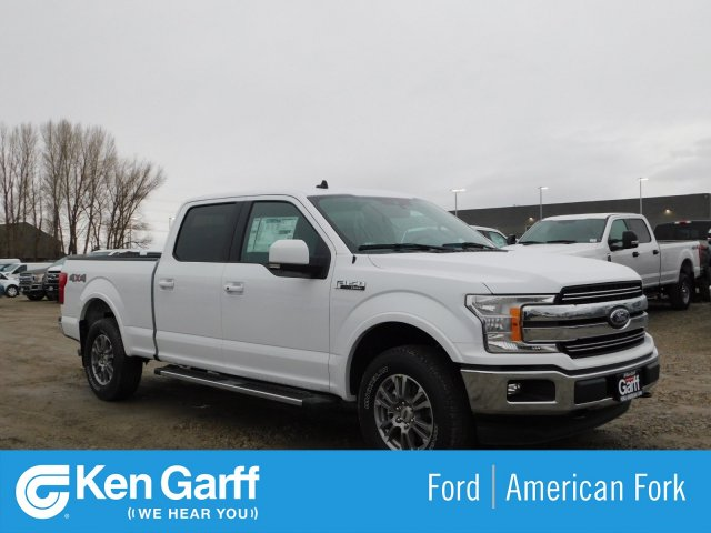2019 F-150 SuperCrew Cab 4x4,  Pickup #1F90627 - photo 1