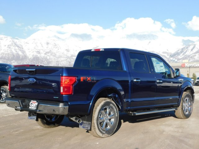 2019 F-150 SuperCrew Cab 4x4,  Pickup #1F90628 - photo 2