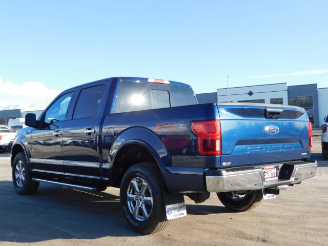 2019 F-150 SuperCrew Cab 4x4,  Pickup #1F90628 - photo 5