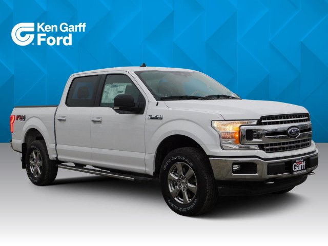 2019 F-150 SuperCrew Cab 4x4,  Pickup #1F90634 - photo 1