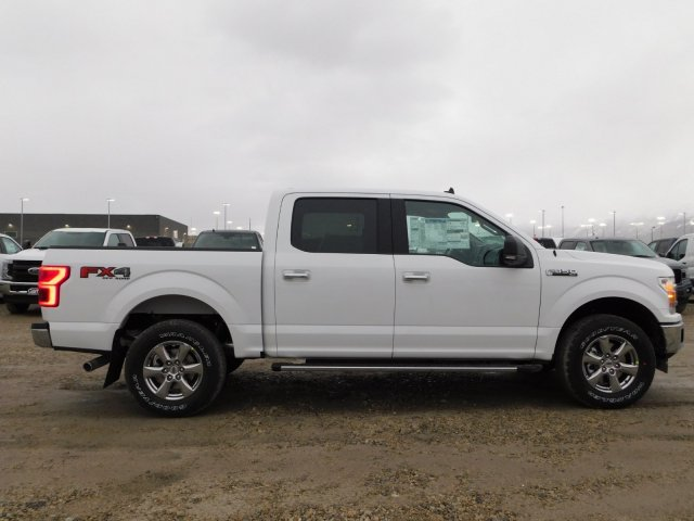2019 F-150 SuperCrew Cab 4x4, Pickup #1F90634 - photo 3