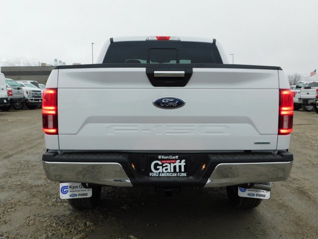 2019 F-150 SuperCrew Cab 4x4, Pickup #1F90634 - photo 4