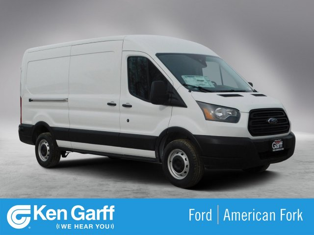 2019 Transit 250 Med Roof 4x2,  Empty Cargo Van #1F90640 - photo 1