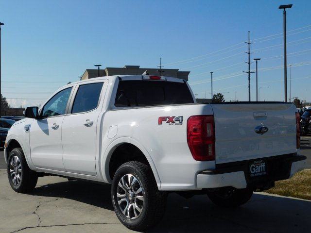 2019 Ranger SuperCrew Cab 4x4,  Pickup #1F90644 - photo 5