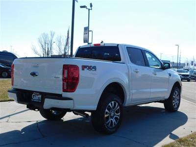 2019 Ranger SuperCrew Cab 4x4,  Pickup #1F90644 - photo 2