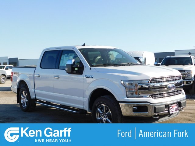 2019 F-150 SuperCrew Cab 4x4,  Pickup #1F90645 - photo 1