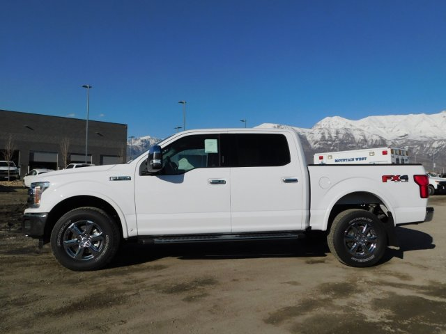 2019 F-150 SuperCrew Cab 4x4,  Pickup #1F90645 - photo 6