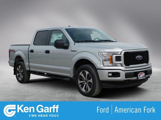 2019 F-150 SuperCrew Cab 4x4,  Pickup #1F90662 - photo 1