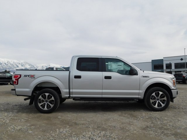 2019 F-150 SuperCrew Cab 4x4,  Pickup #1F90662 - photo 3