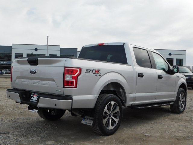 2019 F-150 SuperCrew Cab 4x4,  Pickup #1F90662 - photo 2