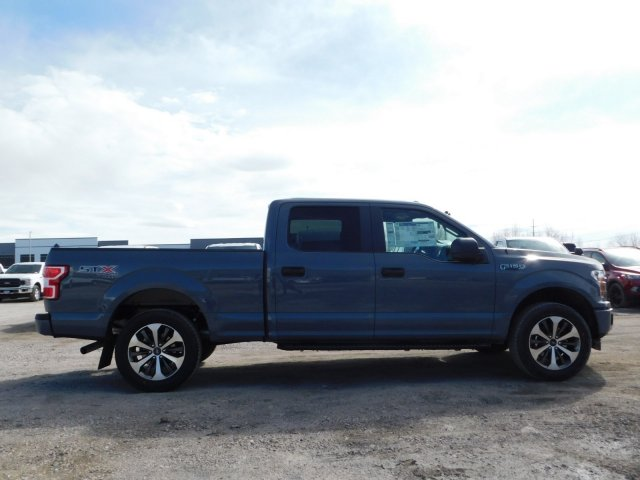 2019 F-150 SuperCrew Cab 4x4,  Pickup #1F90664 - photo 3