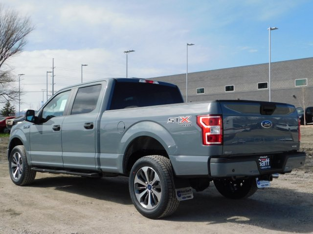 2019 F-150 SuperCrew Cab 4x4,  Pickup #1F90664 - photo 5