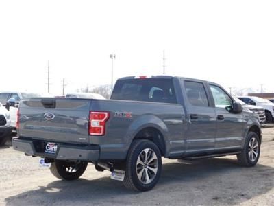 2019 F-150 SuperCrew Cab 4x4,  Pickup #1F90664 - photo 2