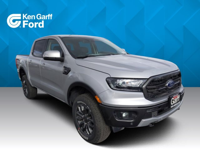 2019 Ranger SuperCrew Cab 4x4, Pickup #1F90665 - photo 1