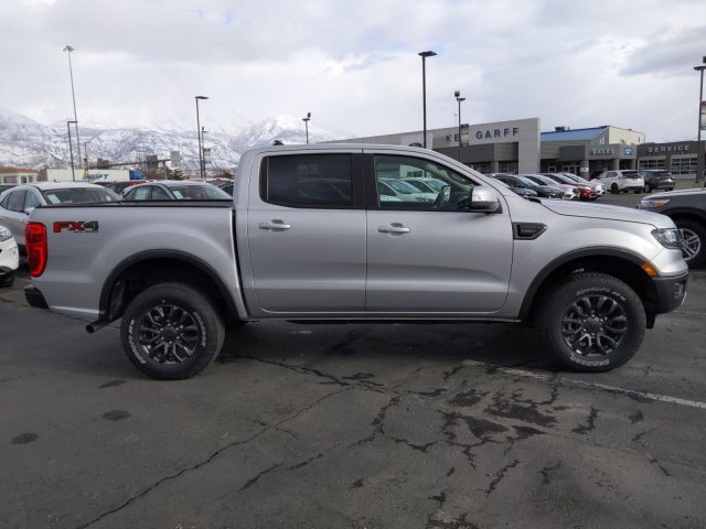 2019 Ranger SuperCrew Cab 4x4, Pickup #1F90665 - photo 3