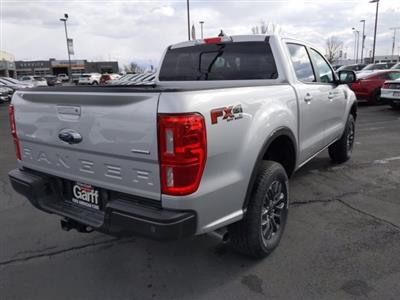 2019 Ranger SuperCrew Cab 4x4, Pickup #1F90665 - photo 2
