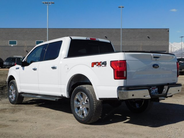 2019 F-150 SuperCrew Cab 4x4,  Pickup #1F90669 - photo 5