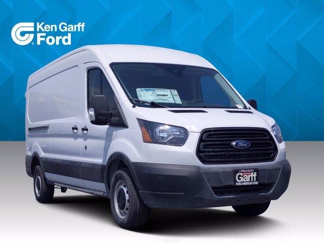 2019 Transit 350 Med Roof 4x2,  Empty Cargo Van #1F90670 - photo 1