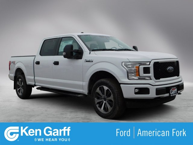 2019 F-150 SuperCrew Cab 4x4,  Pickup #1F90678 - photo 1