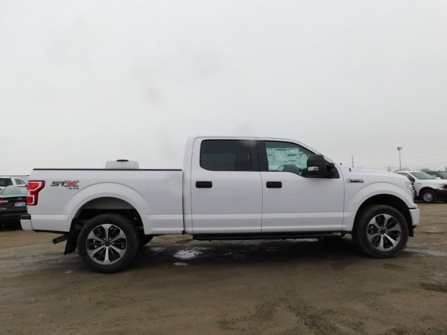 2019 F-150 SuperCrew Cab 4x4,  Pickup #1F90678 - photo 3