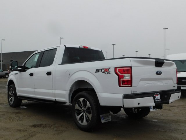 2019 F-150 SuperCrew Cab 4x4,  Pickup #1F90678 - photo 5