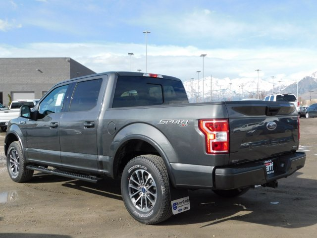 2019 F-150 SuperCrew Cab 4x4,  Pickup #1F90695 - photo 5