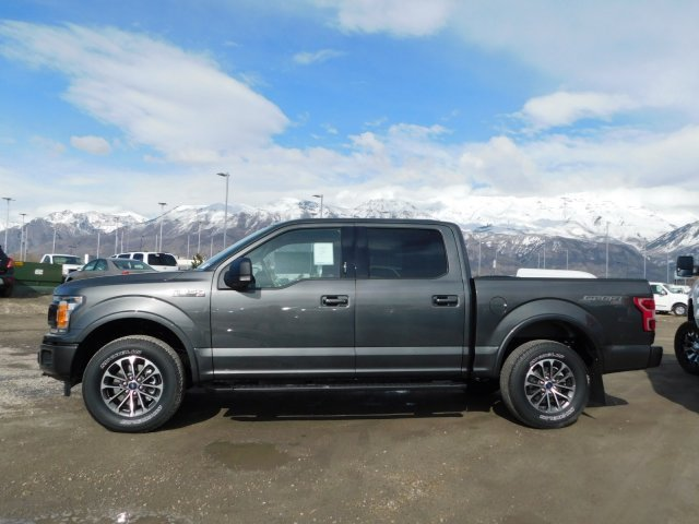 2019 F-150 SuperCrew Cab 4x4,  Pickup #1F90695 - photo 6