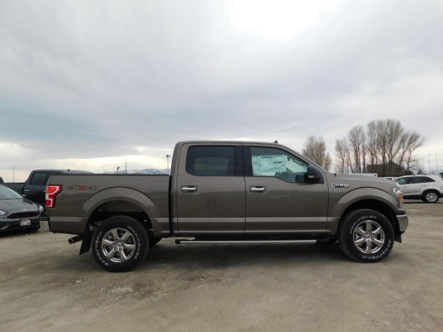 2019 F-150 SuperCrew Cab 4x4,  Pickup #1F90697 - photo 3