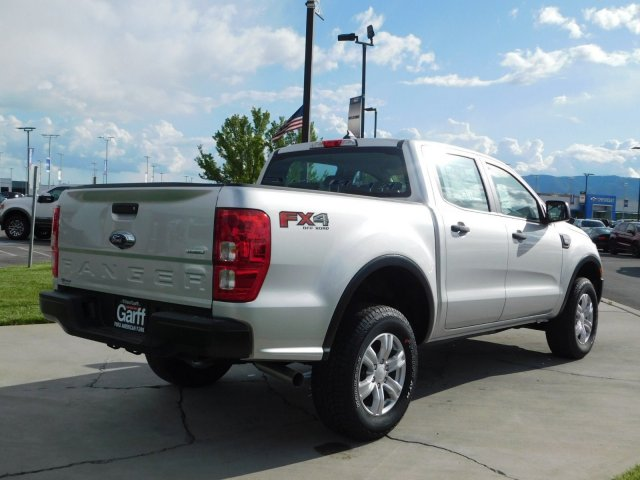 2019 Ranger SuperCrew Cab 4x4,  Pickup #1F90710 - photo 2