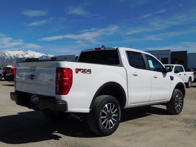 2019 Ranger SuperCrew Cab 4x4,  Pickup #1F90715 - photo 3