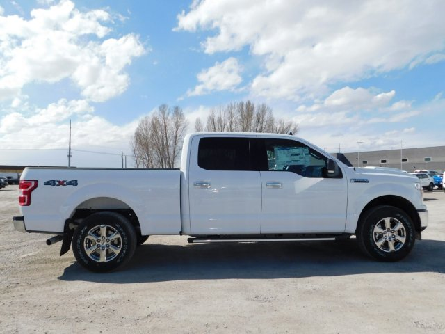 2019 F-150 SuperCrew Cab 4x4,  Pickup #1F90732 - photo 3