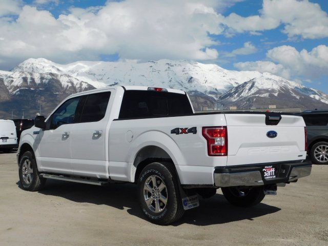 2019 F-150 SuperCrew Cab 4x4,  Pickup #1F90732 - photo 5