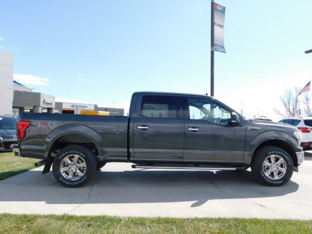 2019 F-150 SuperCrew Cab 4x4,  Pickup #1F90733 - photo 3