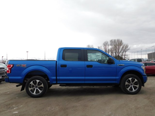 2019 F-150 SuperCrew Cab 4x4,  Pickup #1F90749 - photo 3