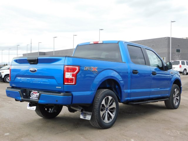 2019 F-150 SuperCrew Cab 4x4,  Pickup #1F90749 - photo 2