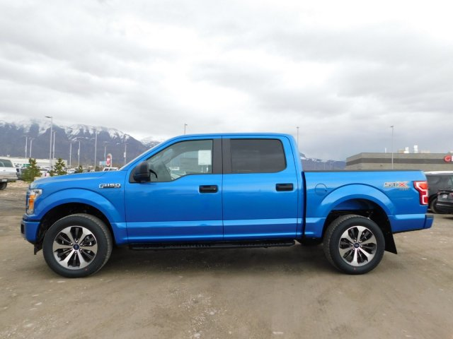2019 F-150 SuperCrew Cab 4x4,  Pickup #1F90749 - photo 6
