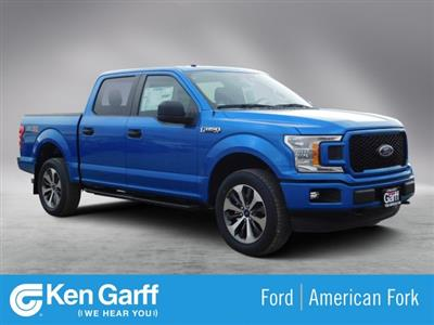 2019 F-150 SuperCrew Cab 4x4,  Pickup #1F90749 - photo 1