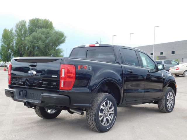 2019 Ranger SuperCrew Cab 4x4, Pickup #1F90750 - photo 2