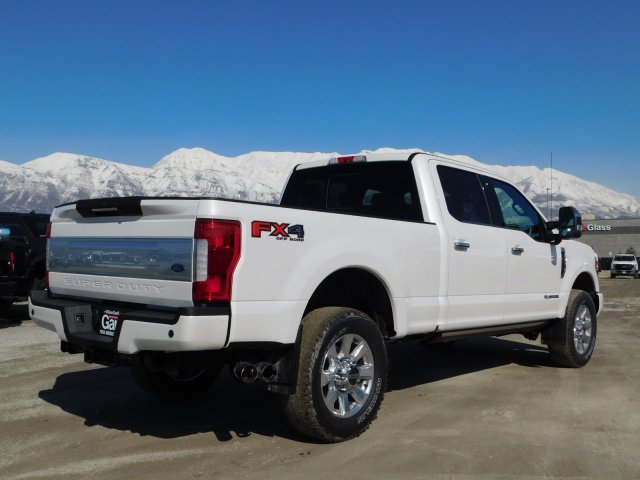 2019 F-350 Crew Cab 4x4,  Pickup #1F90753 - photo 3