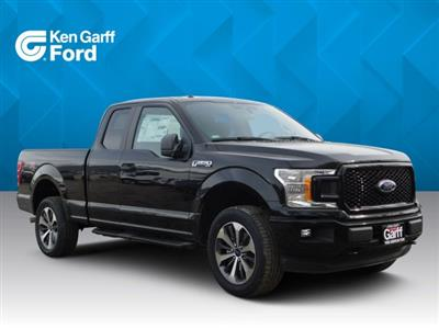 2019 F-150 Super Cab 4x4, Pickup #1F90770 - photo 1