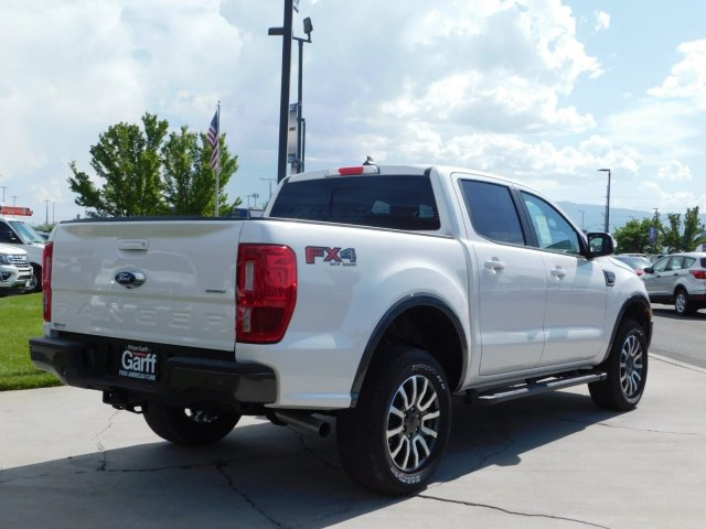 2019 Ranger SuperCrew Cab 4x4, Pickup #1F90774 - photo 2