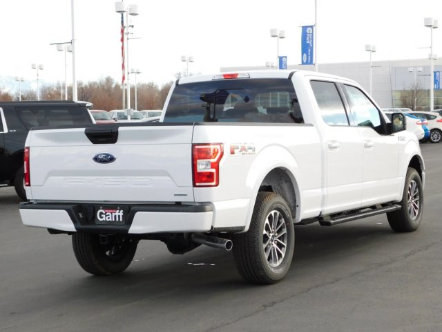 2019 F-150 SuperCrew Cab 4x4,  Pickup #1F90776 - photo 1